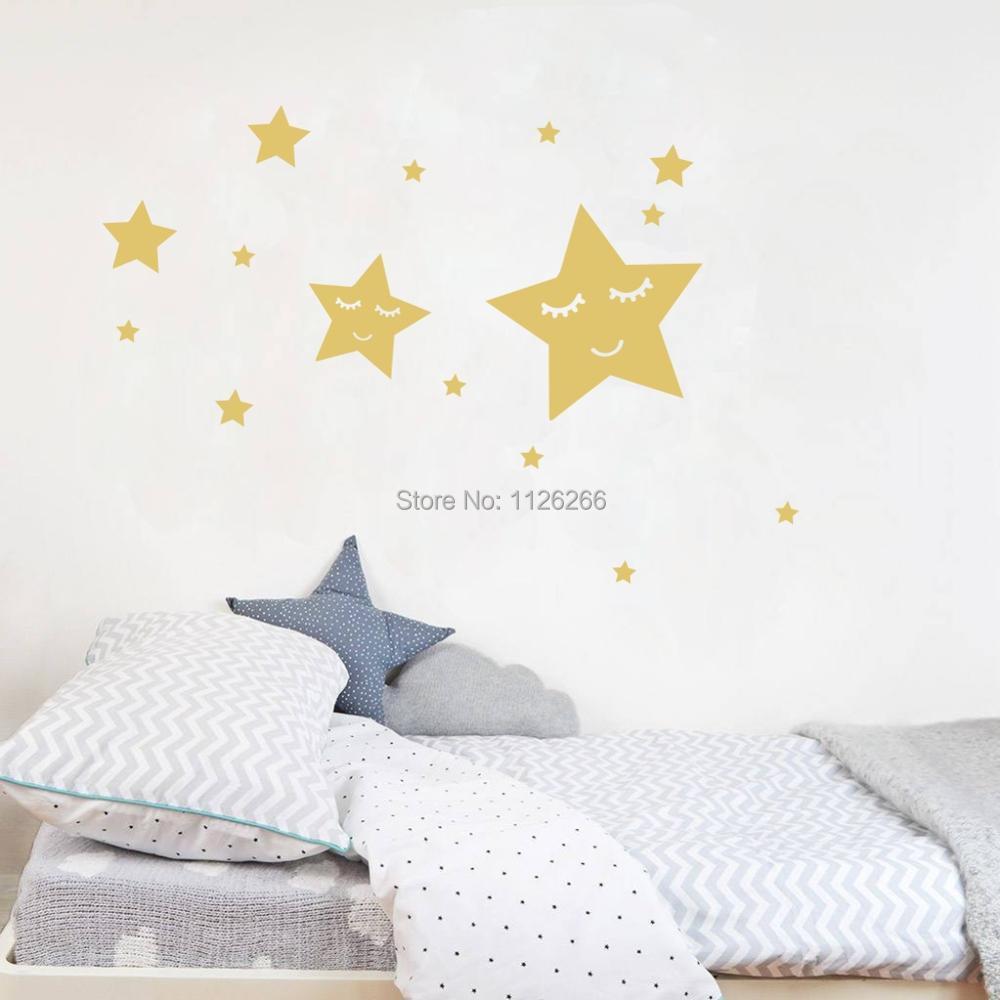 žvaigždžių prekybos sistemos dekoras)